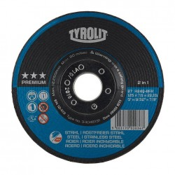 Tyrolit  Premium 2in1 A46Q 150x1.6 cutting disc