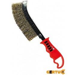 Hand brush GERTU corrugated...
