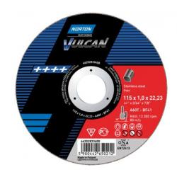 Norton Vulcan INOX A60T...
