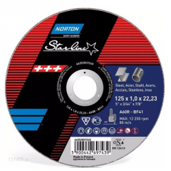 XL-RD 6A MED 126x12x22 - Scotch-Brite ™ EXL disc