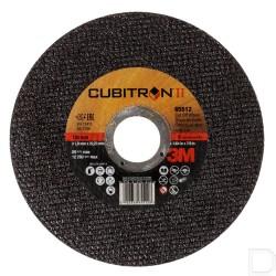 3M Cubitron II cutting disc...