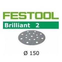 P 120 FESTOOL GRANAT 125 mm - abrasives 100 pcs
