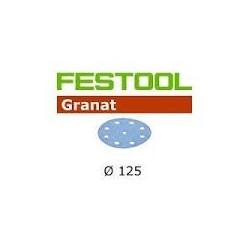 (100x)  P 180 GRANAT - 125 mm