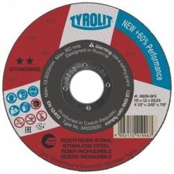 Tyrolit Standard INOX A60R...