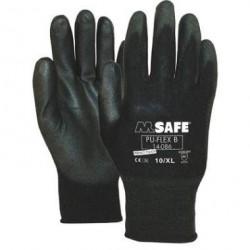 M-Safe PU-Flex  zwart, 9/L...