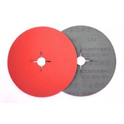 3M™ Cubitron™ II fiber disc...