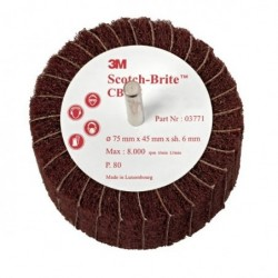 3M CB-ZS Combi flap wheel...