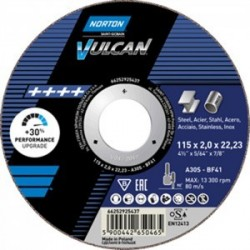 Norton Vulcan 125x1.6...