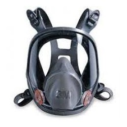 3M 6800 full face mask size M
