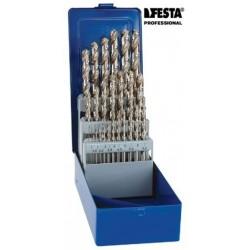 HSS-G DIN 338 drill set...