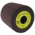 29/5000 Sanding wheel satin machine